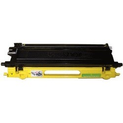 Brother TN-130Y / TN-135Y - Jaune - Toner Compatible Brother