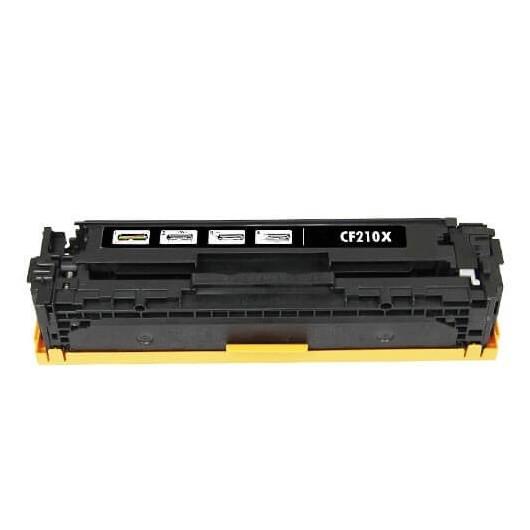 HP 131X - HP CF210X - Noir - Toner Compatible HP
