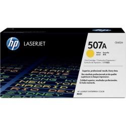 HP 507A - HP CE402A - Jaune - Toner HP