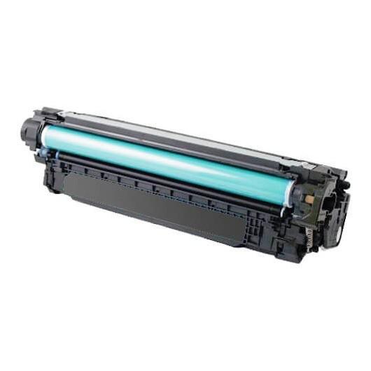 HP 504X - HP CE250X - Noir - Cartouche Compatible HP