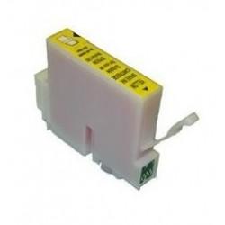 Epson T0424 - Intercalaires - Jaune - Cartouche d'encre Compatible Epson