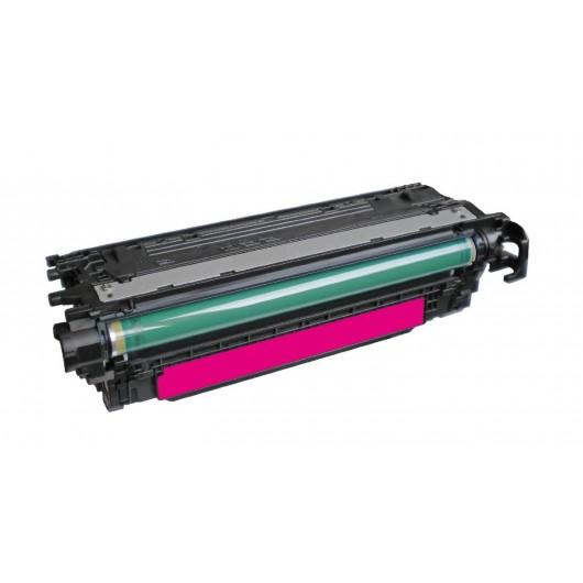 HP 504A - HP CE253A - Magenta - Cartouche Compatible HP