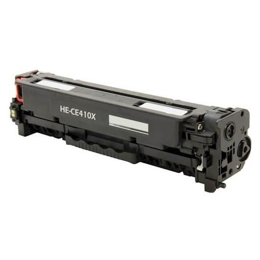 HP 305X - HP CE410X - Noir - Toner Compatible HP