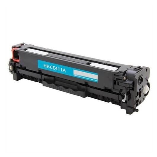 HP 305A - HP CE411A - Cyan - Toner Compatible HP