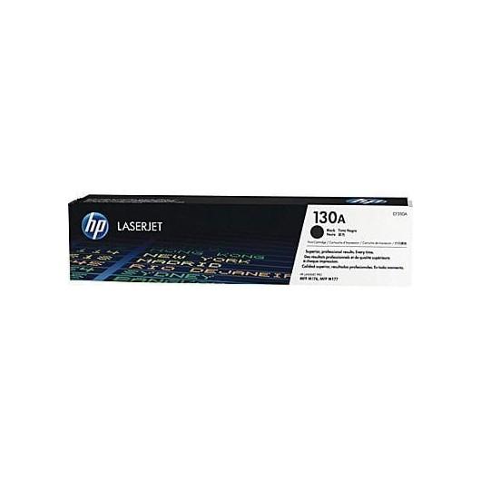 HP 130A - HP CF350A - Noir - Toner HP