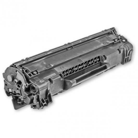 HP 83A - HP CF283A - Noir - Toner Compatible HP
