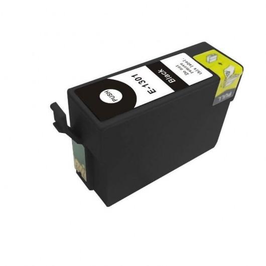 Epson T1301 -Epson  Cerf - Noir - Cartouche d'encre XL Compatible
