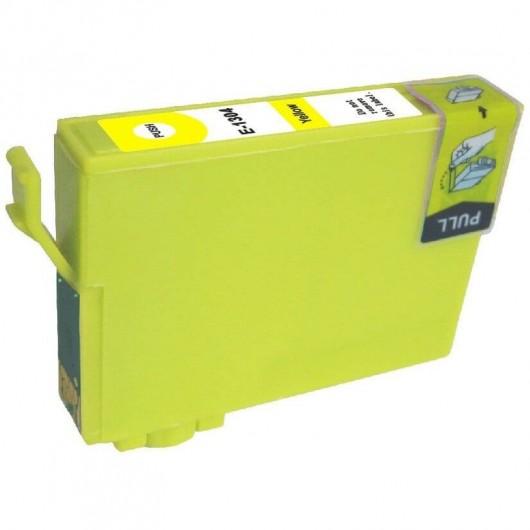 Epson T1304 -Epson  Cerf - Jaune - Cartouche d'encre XL Compatible