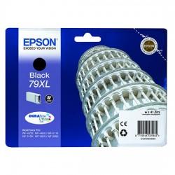 Epson T7901 - Epson 79XL - Tour de pise - Noir - Cartouche d'encre Epson