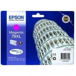 Epson T7903 - Epson 79XL - Tour de pise - Magenta - Cartouche d'encre Epson