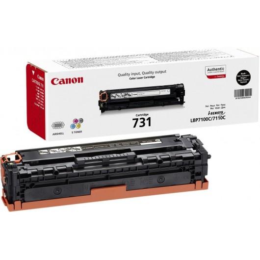 Canon 731 - 6272B002 - Noir - Toner Canon