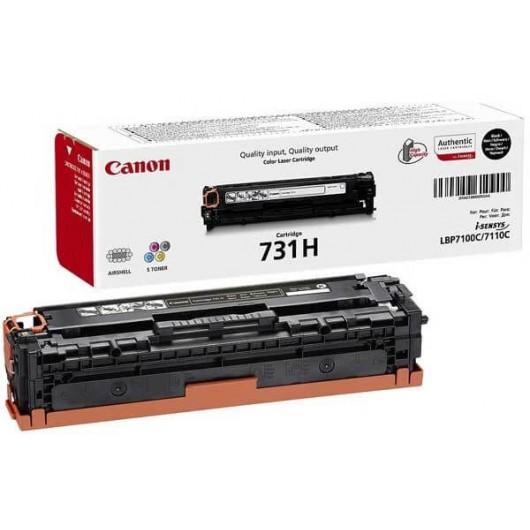 Canon 731H - 6273B002 - Noir - Toner XL Canon
