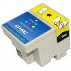 Compatible Epson T066- Noir