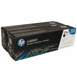 HP 125A - HP CB540AD - Noir - Pack de 2 Toners HP