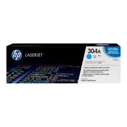 HP 304A - HP CC531A - Cyan - Toner HP