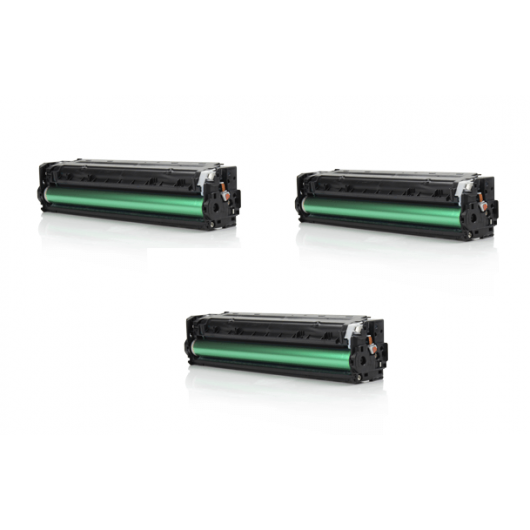 HP 131A - HP U0SL1AM - 3 Toner Compatible HP