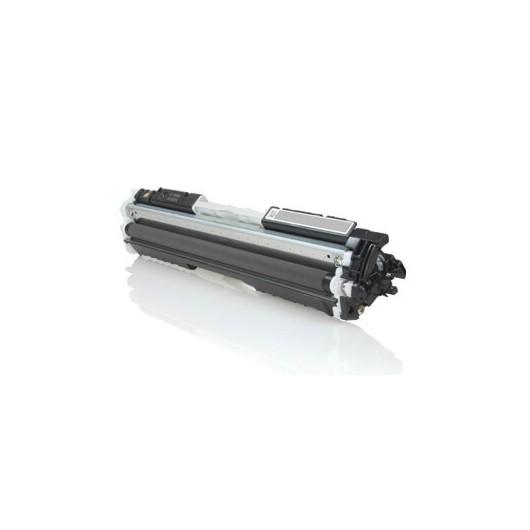 HP 126A - HP CE310A - Noir - Toner Compatible HP