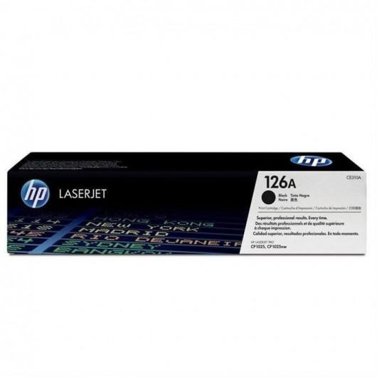 HP 126A - HP CE310A - Noir - Toner HP