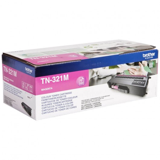Brother TN321M - Magenta - Toner Brother