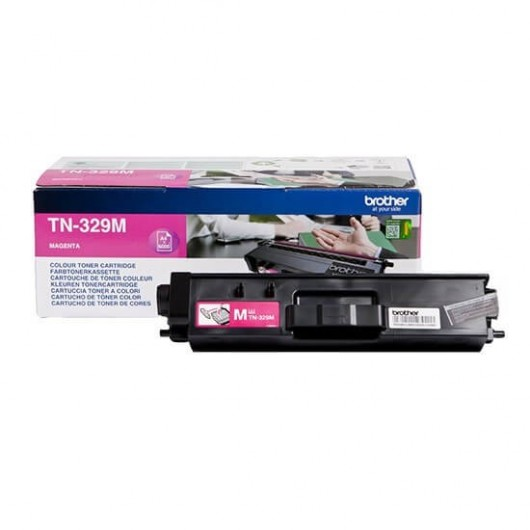Brother TN-329M - Magenta - Toner XXL Brother