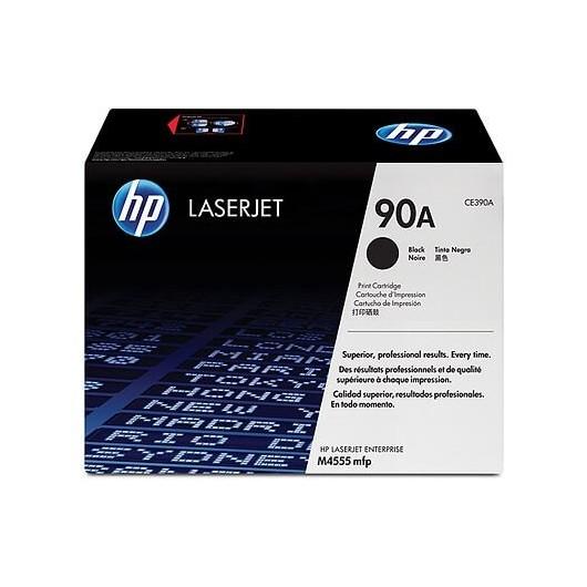 HP 90A - HP CE390A - Noir - Toner HP