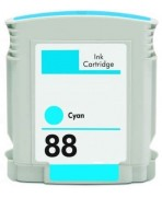 Compatible HP C9391 - N°88 - Cyan