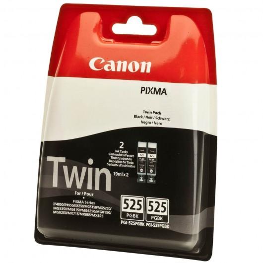 Canon PGI-525PGBK - 4529B010 - Noir - 2 Cartouches d'encre Canon