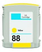 Compatible HP C9393 - N°88 - Jaune