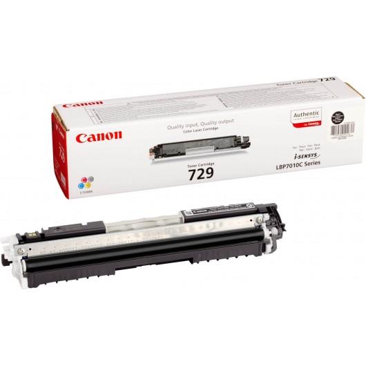 4370B002 - Noir - Toner Canon 729