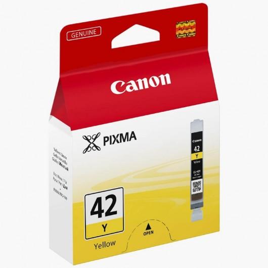 Canon CLI-42Y - 6387B001 - Jaune - Cartouche Canon
