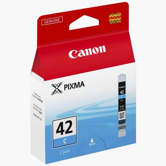 Canon CLI-42C - 6385B001 - Cyan - Cartouche Canon