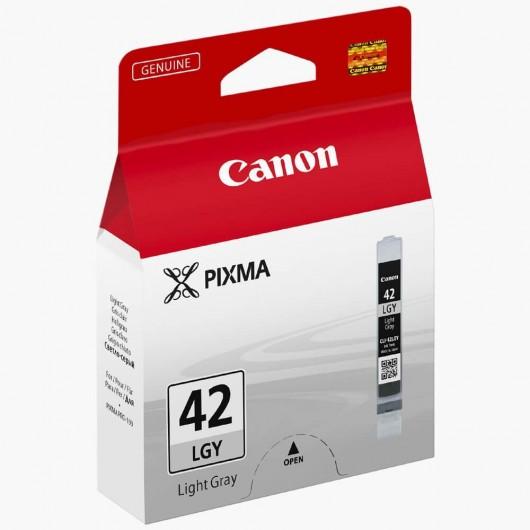 Canon CLI-42LGY - 6391B001 - Gris clair - Cartouche Canon