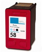 Compatible HP C6658 - N°58