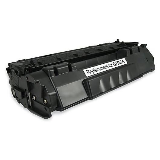 Q7553A - 53A - Noir - Toner générique équivalent HP