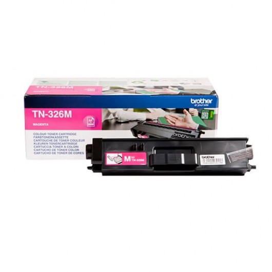 TN-326M - Magenta - Toner XL Brother