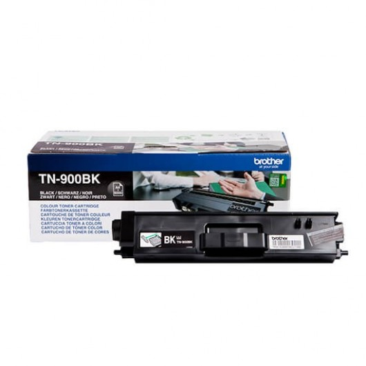 TN-900BK - Noir - Toner Brother