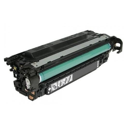 CE260A - 647A - Noir - Toner générique équivalent HP
