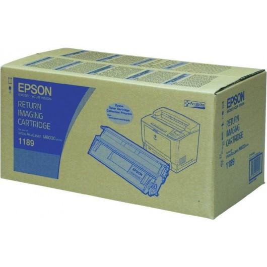 C13S051189 Noir Return Toner Epson