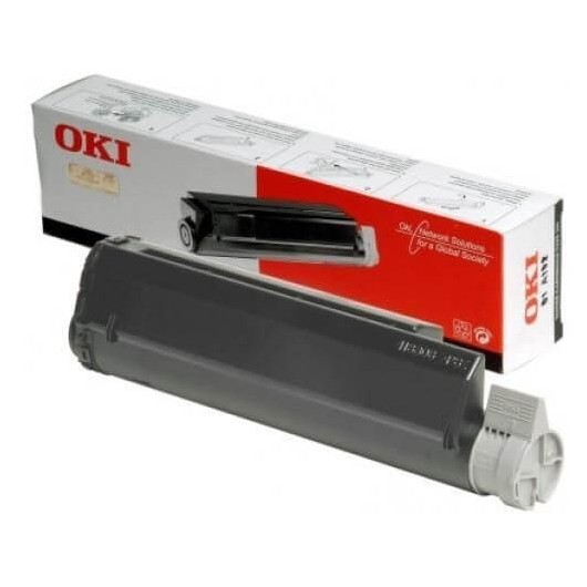 09002989 Toner Noir OKI OKIOFFICE 1200/1600