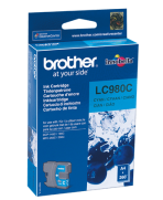 LC-980C - Cyan - Cartouche Brother