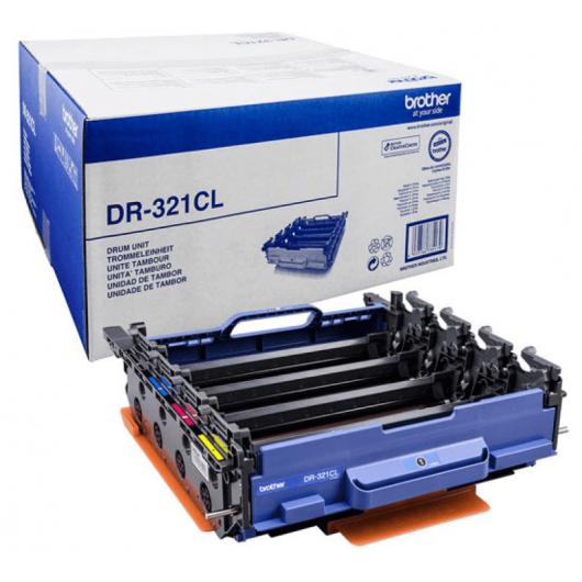 Brother DR321CL pour DCP-L8400CDN, DCP-L8450CDW, MFC-L8650CDW, MFC-L8850CDW, MFC-L9550CDW