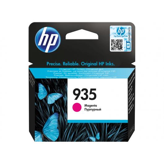 C2P21AE - Magneta - Cartouche d'encre HP authentique HP 935