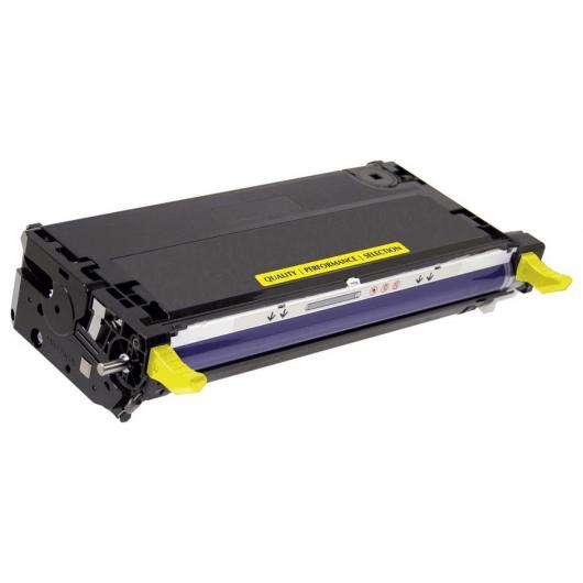 113R00725 - Jaune - Toner Générique Haute Capacité équivalant Xerox pour Phaser 6180MFC