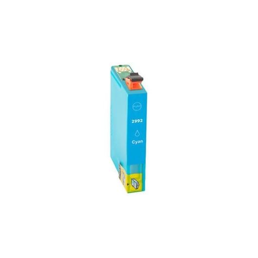 "T2992 - 29XL - Cyan - Cartouche Compatible Epson XL ""Fraise"" Claria"