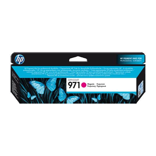 971 - Magneta - Cartouche HP OfficeJet Pro