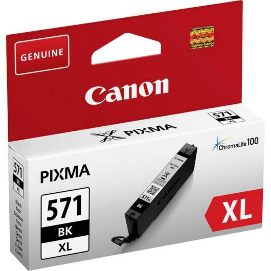 CLI-571XL - Noir - Cartouche Canon