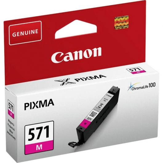 CLI-571M XL - Magenta - Cartouche Canon