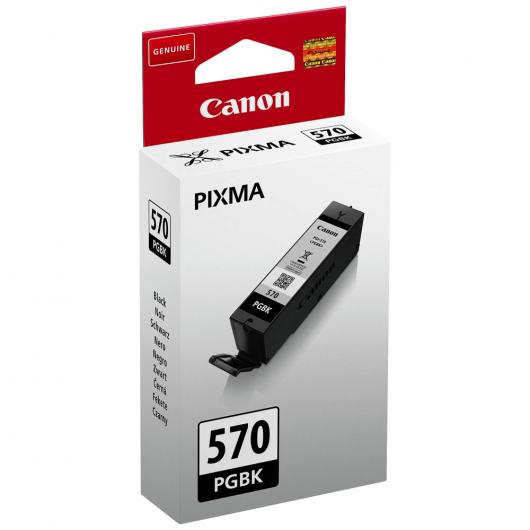 PGI-570PGBK - Noir - Cartouche Canon