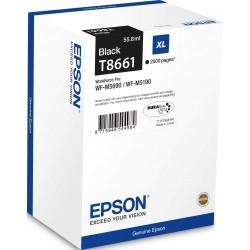 Epson T8661 - Noir - Cartouche d'encre Epson