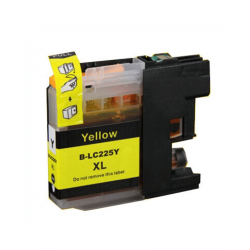 LC-225XLY - Jaune - Cartouche Brother